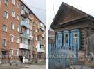 Однокомнатная квартира в доме по ул. Ленина, что находится в центре Тары, где жил Алексанндр Чистоусов, перешла в собственность его предприимчивого работодателя, который взамен предложил вот этот бревенчатый дом в городском подгорье.