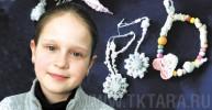 Оксана Яскевич, третьеклассница гимназии №1