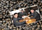 На снимке: сотрудники ГЭБ и ПК Анатолий Аскаленко, Александ Буторин, Руслан Тухватулин.