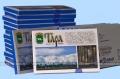 Набор открыток с видами Тары (25 открыток и постер-календарь на второе полугодие 2014 года и 2015 год)